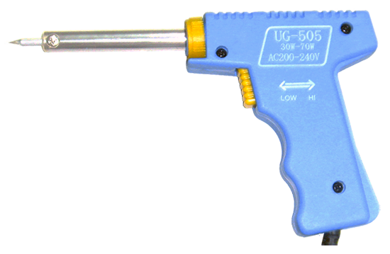 Solomanic s a electr nica - Pistola de estano ...
